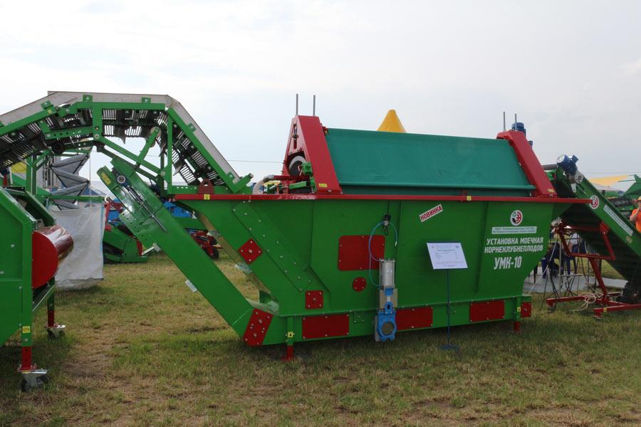 НПЦ по механизации сельского хозяйства на БЕЛАГРО-2014