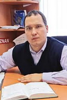 Швед Сергей Владимирович, главный инженер РПДУП Экспериментальный завод