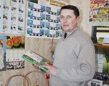 Коломоец Сергей Александрович, директор Гомельской областной сельскохозяйственной опытной станции