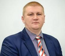 Федоренко Дмитрий Юрьевич, заместитель директора Городокского государственного аграрно-технического колледжа