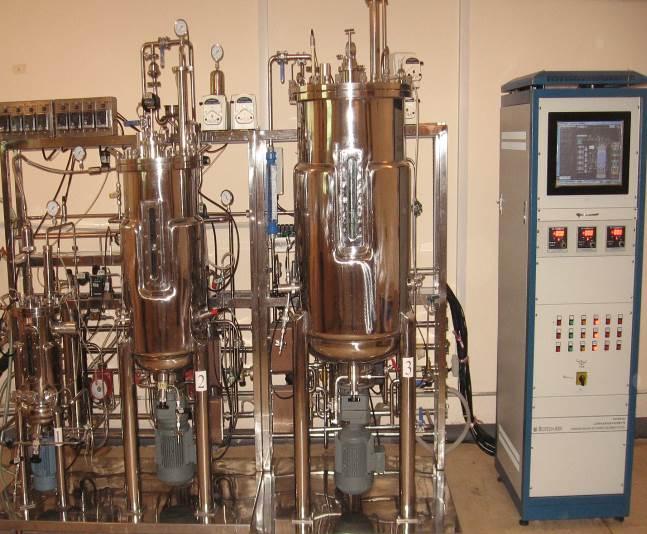 Реактор для накопления вируса бешенства. Исследования Института экспериментальной ветеринарии им. С. Н. Вышелесского