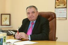 Ковалевич Александр Иванович, директор Института леса НАНБ