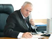 Голуб Иван Антонович, директор Института льна