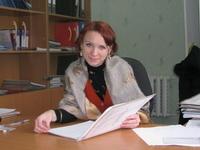 Маслинская Маргарита Евгеньевна, ученый секретарь Института льна