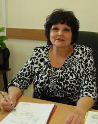 Свиридович Тамара Григорьевна, ученый секретарь Института  мелиорации