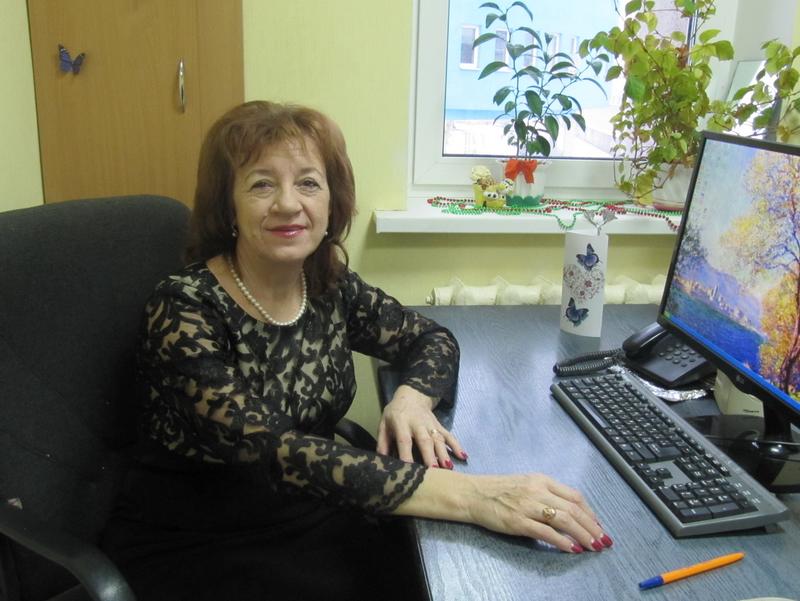 Дмитрук Алина Ивановна, Заместитель начальника отдела правовой, кадровой и информационной работы