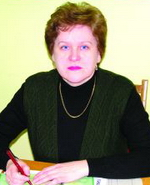 Шмыглевская Надежда Александровна, зав. отделом НТИ и зарубежных связей Института плодоводства