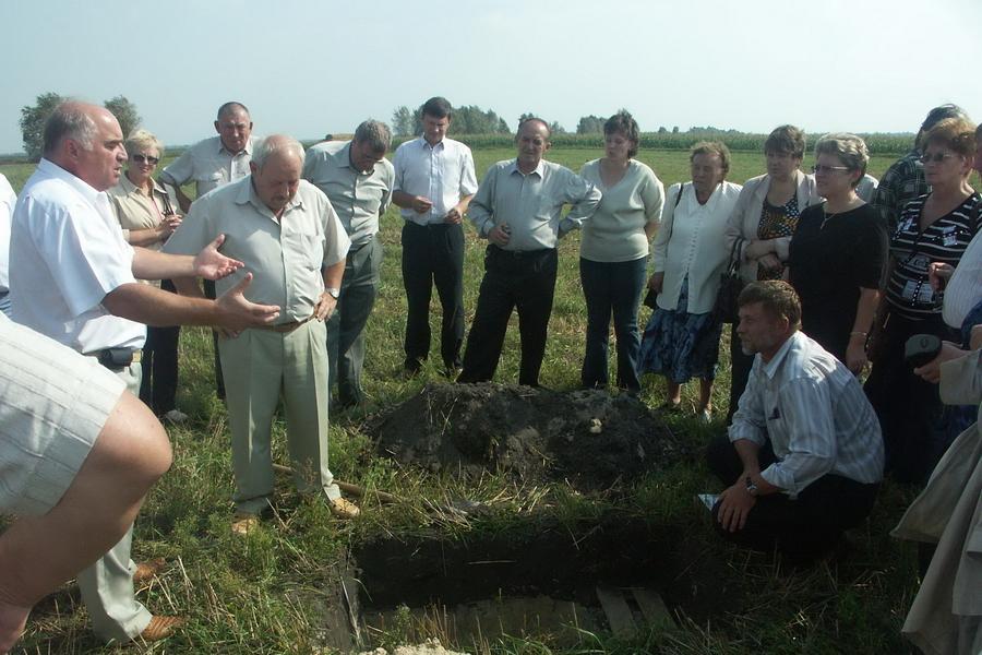 Почвенные обследования, проводимые Институтом почвоведения и агрохимии