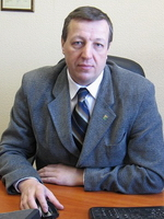 Бакач Николай Георгиевич, заместитель генерального директора по научной работе НПЦ по механизации сельского хозяйства