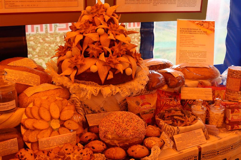 Научно-практический центр Национальной академии наук Беларуси по продовольствию. Хлебобулочные и кондитерские изделия. Изделия макаронные