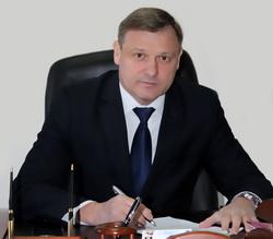 Притульчик Василий Васильевич, директор Пинского государственного аграрно-технического колледжа имени А.Е.Клещева