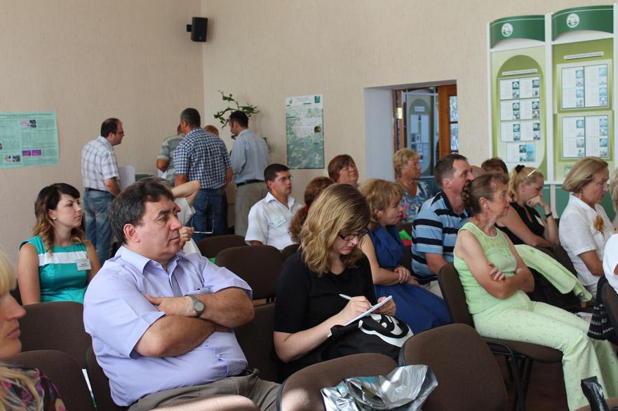 фото рабочих моментов конференции
