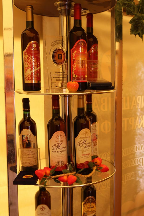 Толочинский консервный завод. Ассортимент алкогольной продукции