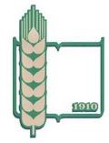 Логотип Гродненского зонального института растениеводства
