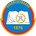 Логотип Марьиногорского государственного аграрно-технического колледжа имени В.Е.Лобанка