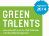 Green Talents 2014