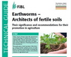 earthworms for soil fertility