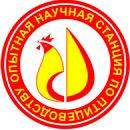 Логотип Опытной научной станции по птицеводству